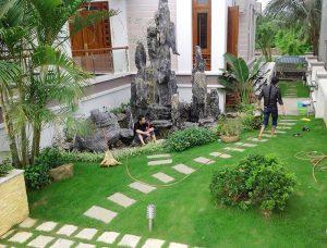 mẫu thiết kế thảm vườn