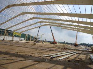 Dịch vụ xây dựng nhà xưởng ở Bến Tre