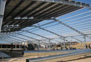 Dịch vụ xây dựng nhà xưởng ở Bình Dương