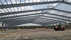 Dịch vụ xây dựng nhà xưởng ở Bình Thuận