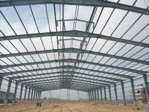 Dịch vụ xây dựng nhà xưởng ở Tây Ninh