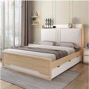 Thang giường và các bộ phận giường ngủ