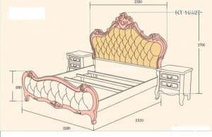 cách chọn kich thước giường theo lỗ ban đúng chuẩn