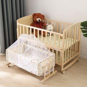 kiích thước giường ngủ trẻ em