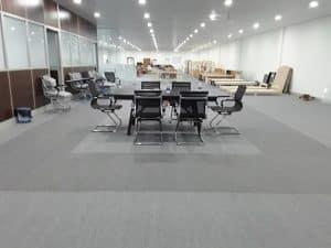 Cách lựa chọn vật liệu thảm trải sàn văn phòng chính hãng