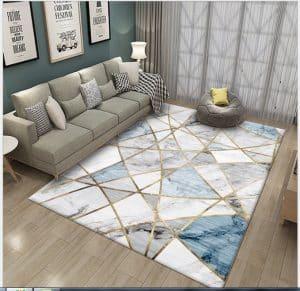 Thảm trải sàn phòng khách BIRK JYSK