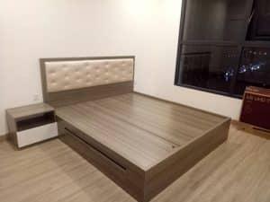 cấu tạo giường gỗ hiện nay