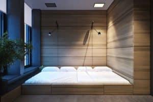 Không gian phòng sẽ đẹp hơn với đèn ngủ