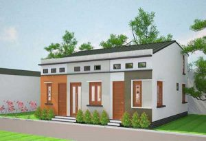mẫu thiết kế nhà cấp 4 đơn giản giá 200 triệu