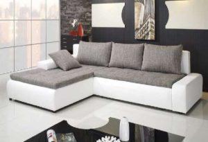 Ghế sofa nệm chữ L thông minh