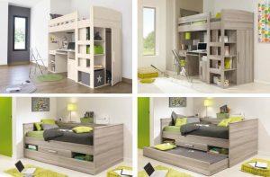 mẫu nội thất thông minh thiết kế năng động