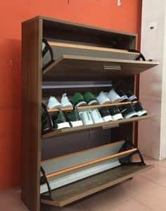 Tủ giầy gỗ nội thất thông minh