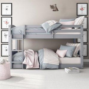 thiết kế giường tầng mới nhất 2021