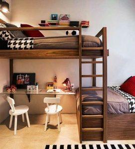 mẫu giường chất liệu gỗ tự nhiên
